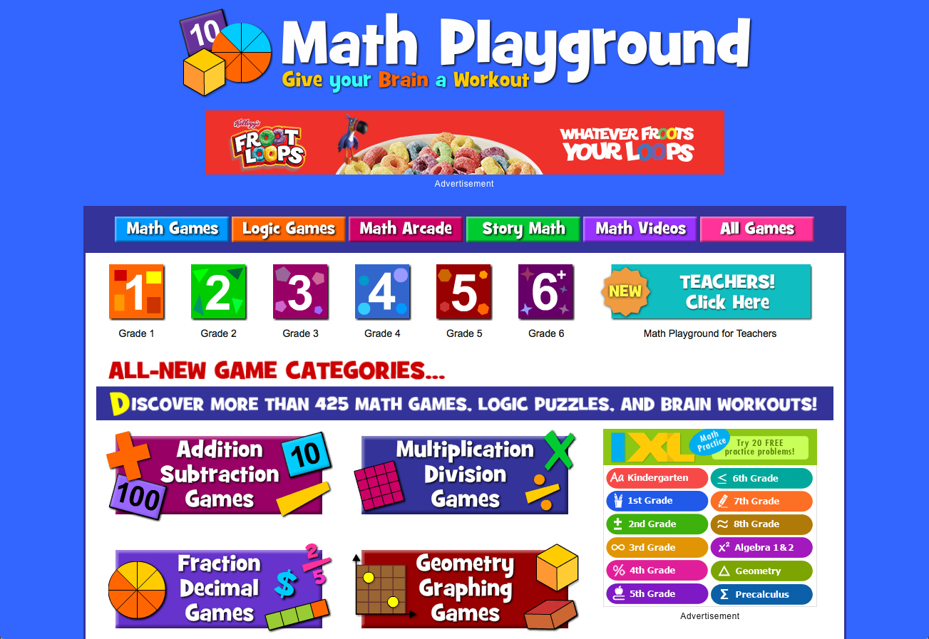 Math Playground Games Run 3   Games World