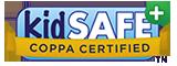 HappyKids Smart TV Platform is certified by the kidSAFE Seal Program.