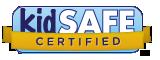 Kujo's Kid Zone website is certified by the kidSAFE Seal Program.