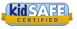 KidsCLICKTV.com is certified by the kidSAFE Seal Program.
