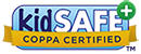 Dr. Panda's library of apps is certified by the kidSAFE Seal Program.