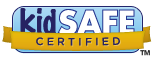 Lola's Fruity Sudoku is certified by the kidSAFE Seal Program.