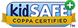 Roblox.com (under-13 user experience) is certified by the kidSAFE Seal Program.