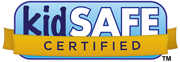 HiVoco voice-enabled learning app for kids is certified by the kidSAFE Seal Program.