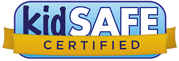 PlayKids - Learn Through Play is certified by the kidSAFE Seal Program.