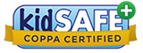 COPPA Certified - Kid Safe